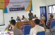 Danramil 04/Sikakap Hadiri Rapat MMD Tentang Kesehatan Masyarakat di Masa Pandemi