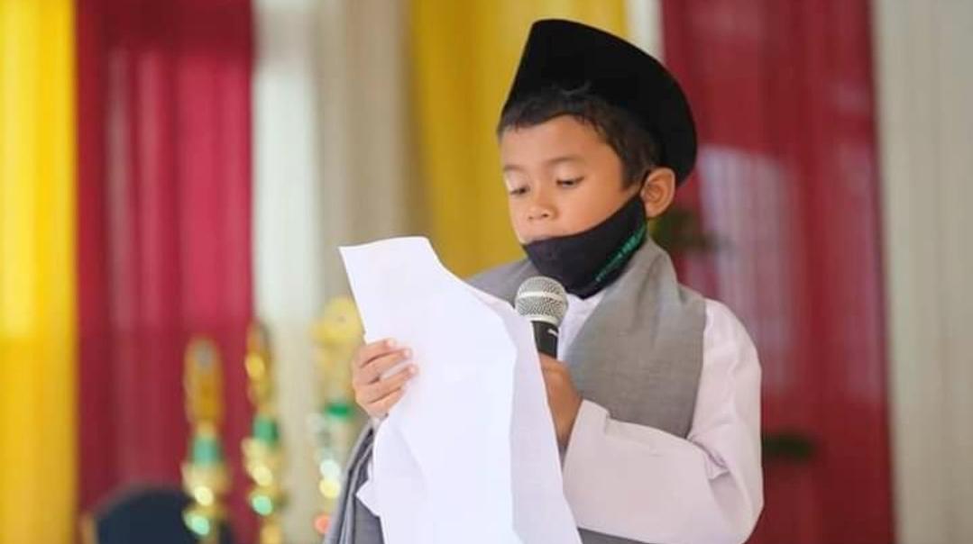SDN 05 Sigando Padang Panjang Timur Gelar Lomba Da'i Cilik