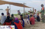 Pencarian Orang Hilang di Nagari Pelangai, Basarnas di Bantu Babinsa Koramil 02/Ranpes