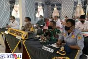 Polres Padang Panjang Tingkatkan Pengamanan Jelang Idul Fitri