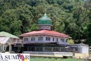 Masjid Tua Aufu Bil Uqud Terletak di Kelurahan Koto Katiak Merupakan Warisan Ulama