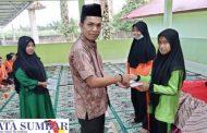 Momentum Ramadhan, SMP Negeri 1 Luhak Nan Duo Berbagi Dengan Anak Yatim dan Kaum Dhuafa
