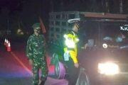Penyekatan di Perbatasan Posko PPKM Sako Pessel : Tidak Lengkap Persyaratan di Suruh Putar Balik