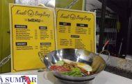 Kafe Kuali Bang Bung Sajikan Menu di Sukai Pengunjung Sekaligus Tempat Tongkrongan