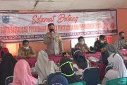 Pimpinan TNI-Polri di Mentawai Sosialisasi PPKM Berbasis Mikro di Desa Sido Makmur