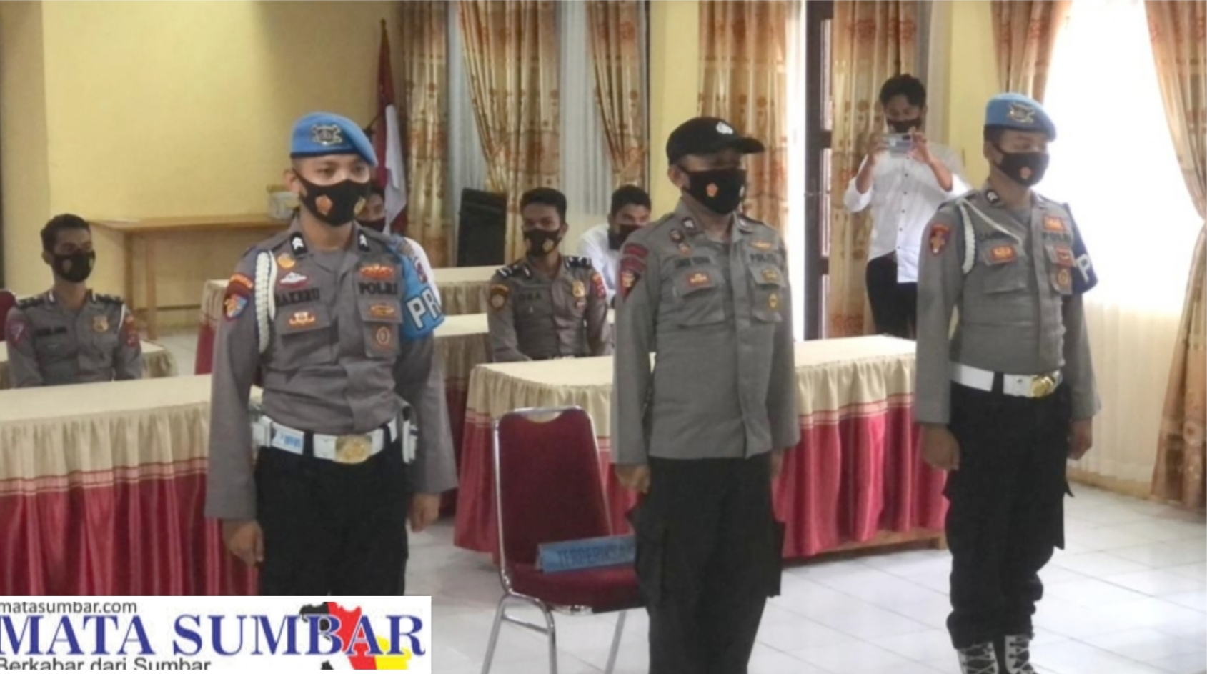 Polres Mentawai Kembali Gelar Sidang Disiplin Terhadap Dua Orang Bintara