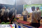 Pos Pengamanan Lebaran di Siagakan 139 Personel Gabungan