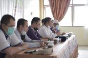 Rapat Bulanan Kwarcab, Wawako Solok Ajak Pengurus Bersinergi Majukan Pramuka