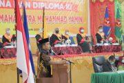Wisuda UMMY Ke-55, Wawako Solok : Terus Berkarya dan Siapkan Diri Masuk ke Dunia Kerja