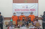 Pemilik Ganja Seberat 6,5 Kg Berhasil di Bekuk Polres Tanah Datar