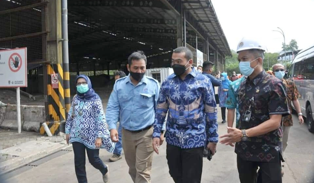 Study ke TPST Cilacap, Audy Joinaldy : Semoga Bisa Terlaksana di Sumbar