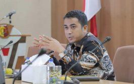 Pimpin Rapat, Wawako Solok : Perbaikan Pasar Raya Solok Anggarannya di Siapkan Tahun 2022