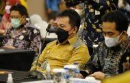 Rakor Pemprov Dengan Pemkab/Pemko, Wawako Asrul : Pengisian Jabatan Dengan Sistem Merit Sudah di Terapkan di Padang Panjang