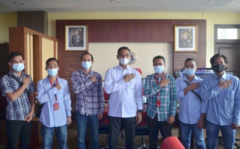 Pastikan Proses Hukum Dugaan Korupsi di Dinas PUPR Mentawai, Masyarakat Sipil Anti Korupsi Datangi Ditreskrimsus Polda Sumbar
