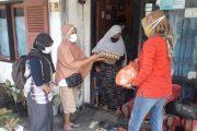 Jalani Isolasi Mandiri, Suplai Makanan Dibantu Warga, Kepedulian di RT 5 Patut di Contoh
