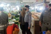 249 Orang Terjaring Razia Penegakan Prokes Aman Covid-19 di Kawasan Pasar