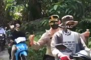 Serbuan Gerai Vaksinasi Presisi, Kapolres Bersama Forkopimda Hadir di Pelosk Mentawai