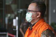 Edhy Prabowo Sedih Dengan Keputusan Hakim Menghukumnya 5 Tahun Penjara