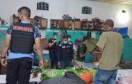 Pemberantasan Barang Terlarang, Tim Satopspatnal Lapas Padang Geledah Blok Hunian