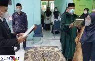 Kasi Penmad Kankemenag Kota Padang Panjang Berganti, Beberapa ASN Terima SK dan Reward