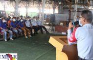 WBP Lapas Padang Ikuti Pelatihan Budidaya Tanaman Hydroponic, Kalapas : Jangan Sia-siakan Kesempatan Yang Ada