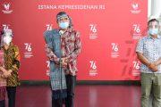 Adukan Pengrusakan Lingkungan di Sumut, Tim Aksi Jalan Kaki di Terima Presiden Jokowi