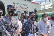Langgar Aturan di Perairan Batam, Kapal Tanker Berbendera Panama di Tangkap TNI AL