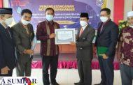 Bangun Generasi Yang Maju, Universitas Muhammadiyah Sumbar MoU Dengan LSM FKP