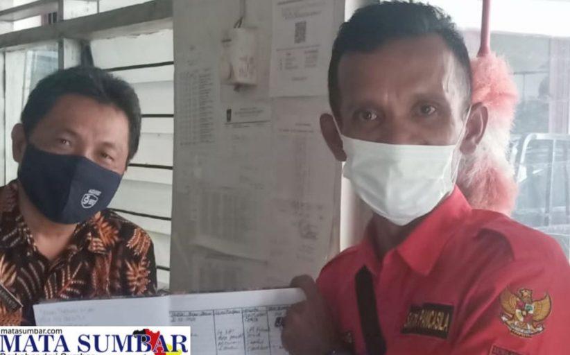 Kunjungi Kantor Lurah Padang Pasir, DPW SKP Sumbar Siap Kolaborasi Kegiatan