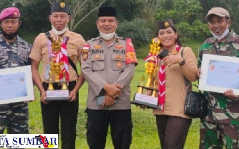 Lomba Giat Prestasi Pramuka di Sawahlunto, Mentawai Raih Juara 1 Pionering dan Juara 3 Cerdas Cermat